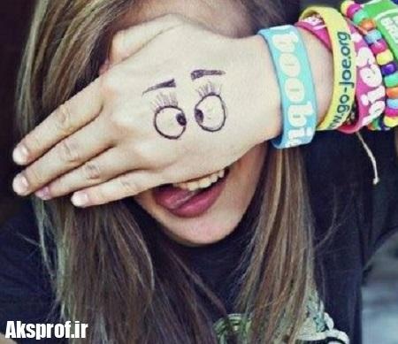 عکس پروفایل لاکچری دخترونه