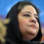 عکس رابعه اسکویی بعد بازگشت از شبکه جم در تلویزیون ایران !
