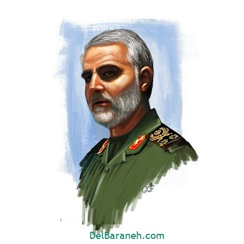 نقاشی-سردار-سلیمانی-4