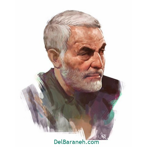 نقاشی-سردار-سلیمانی-5
