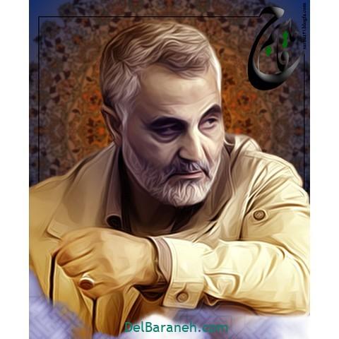 نقاشی-سردار-سلیمانی