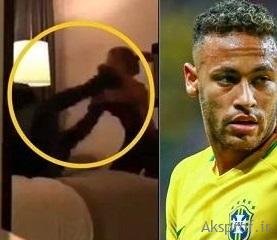 عکس تجاوز نیمار به دختر + عکس لورفته از تجاوز نیمار به مدل زن برزیلی