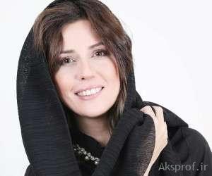 عکس سارا بهرامی + بیوگرافی سارا بهرامی و همسرش بازیگر سریال پرده نشین